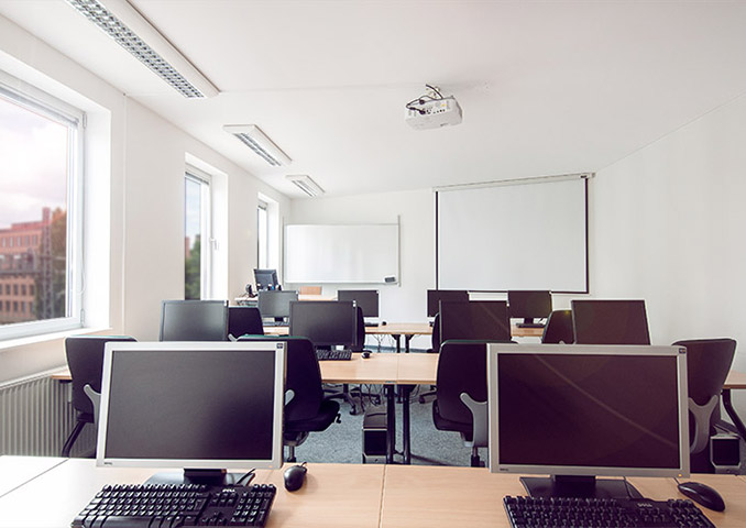 IT-Trainingsraum Kanzlerblick
